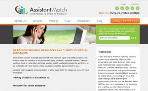 assistant match