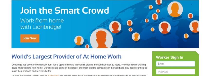 Lionbridge Smart Crowd Team Review – Legit or Scam – 9 to 5 Work Online