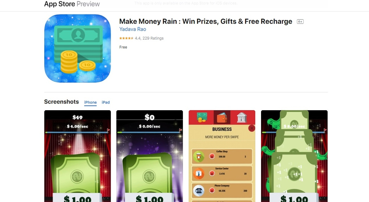 Apps I Can Win Money On