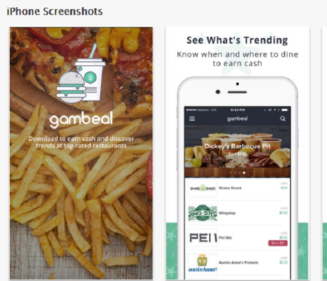 Gambeal app get paid to eat out review legit or scam 9 to 5 gambeal app get paid to eat out review legit or scam 9 to 5 work online forumfinder Image collections