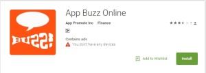 App Buzz Online
