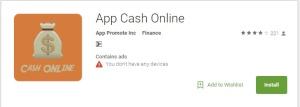 App Cash Online