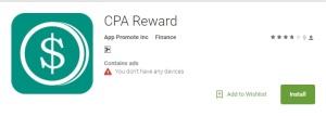 CPA Reward