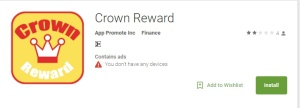 Crown Reward