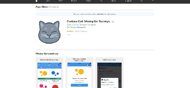 Curious Cat: Money for Surveys App Review – Legit or Scam