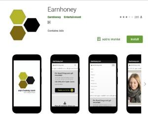 Earn Honey