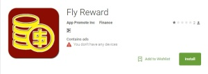 Fly Reward