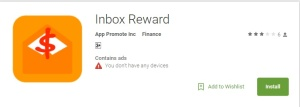 Inbox reward