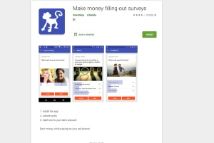 make money filling out surveys