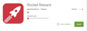 Rocket Reward