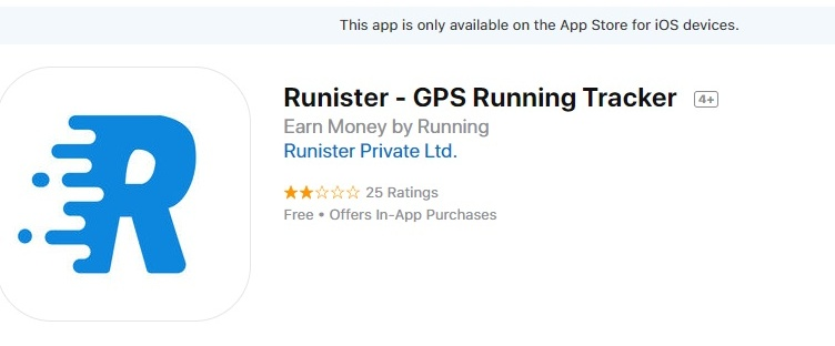 runister gps running tracker app review legit or scam 9 to 5