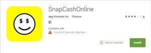Snap Cash