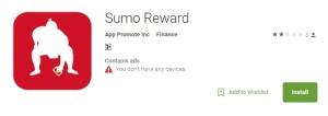 Sumo Reward