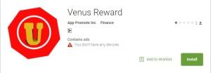 Venus Reward
