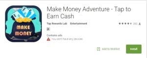 Make Money Adventure
