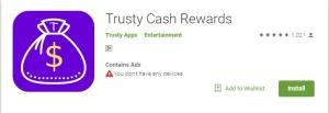 Trusty App