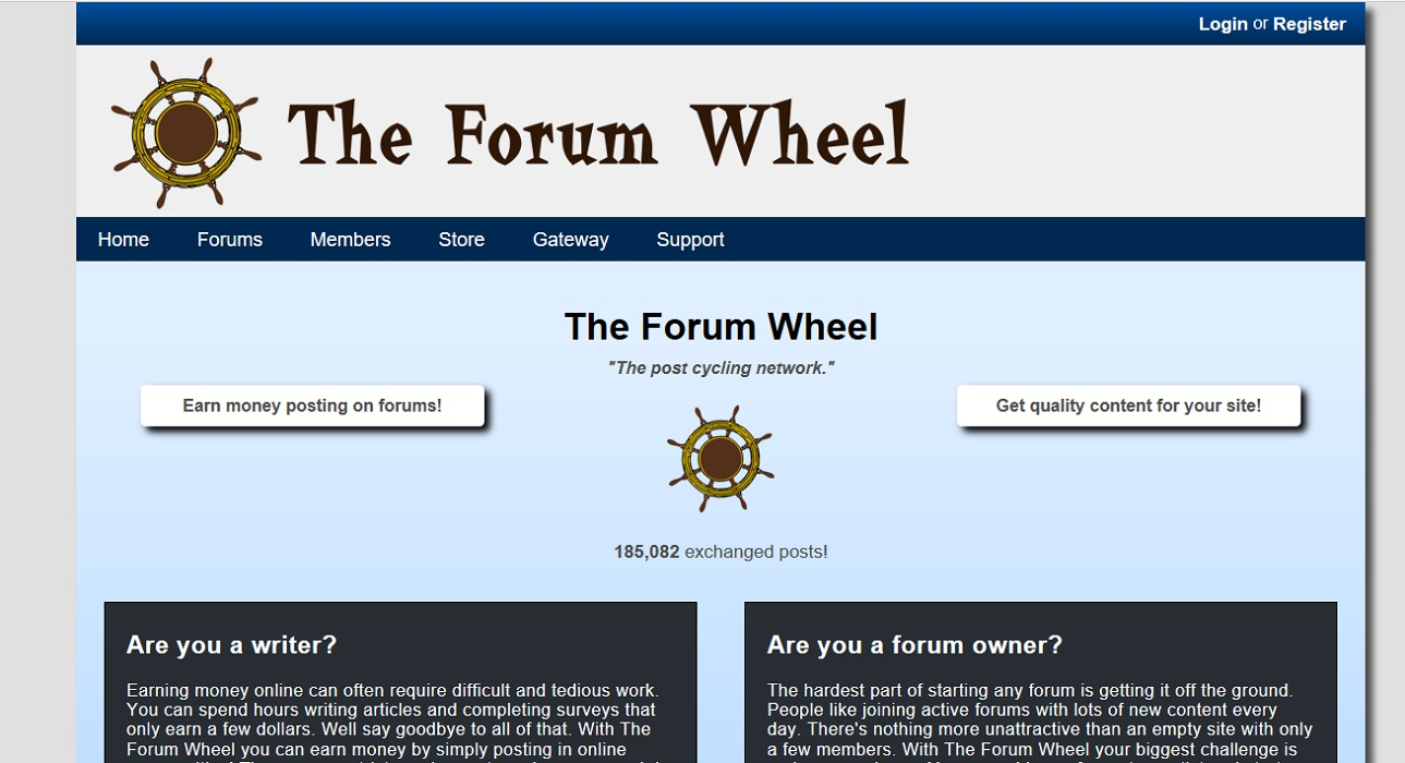 The Forum Wheel Review – Legit or Scam – 9 to 5 Work Online