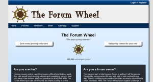 the forum wheel