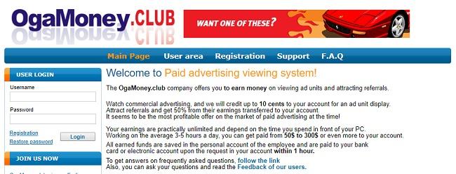 OgaMoney club Review – Legit or Scam – 9 to 5 Work Online