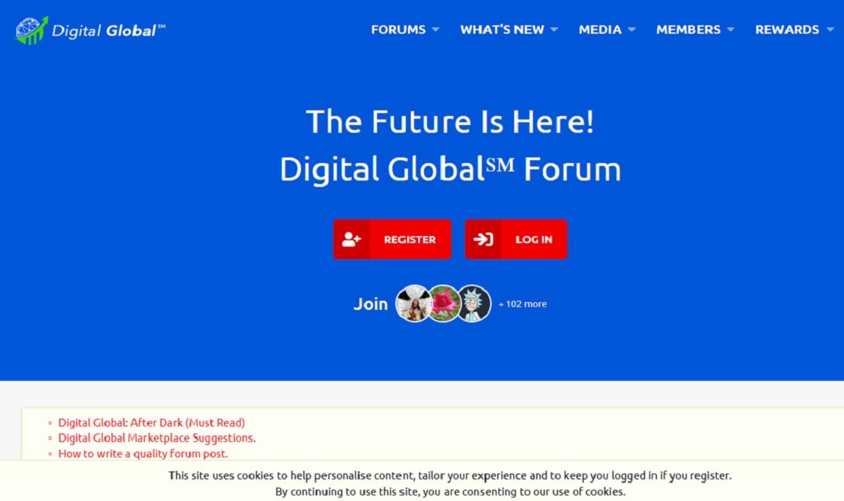 Digital Global Forum Review – Legit or Scam – 9 to 5 Work Online