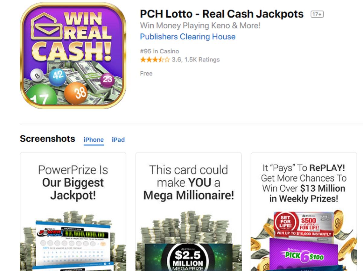 PCH Lotto App Review – Legit or Scam – 9 to 5 Work Online