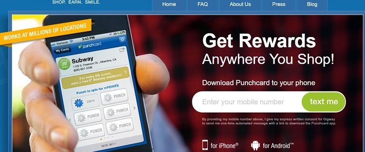 Punchcard App Review – Legit or Scam – 9 to 5 Work Online