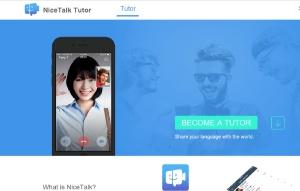 nice talk tutor