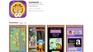 Garfield Go