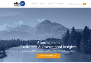 Alta 360 Research
